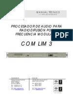 COM LIM 3 Coder de Audio OMB