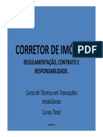 DECRETO CIVIL COFECI - CORRETORES DE IMOVEIS