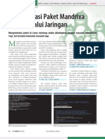 Instalasi Mandriva Linux Melalui Jaringan