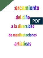 Proyecto Educación Artística