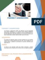 Fusiones y Adquisiciones Int