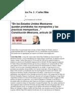 Enemigo Publico