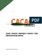Curso Oracle WeblogicAdm