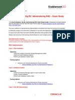 Db10g Rac Exam Study Guide 320804