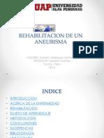 Rehabilitacion de Un Aneurisma Final