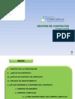 3 Gestion de Contratos 2010ppt