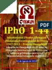 IPhO Olimpiadas Internacionais de Fisica 1967 a 2013 Totalmente Resolvidas English Version