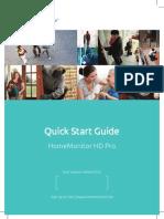 HomeMonitor HD Pro QSG