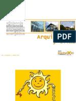Arq.bioclimatica y Eficiencia Energetica