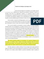 1. Ideología en Psicología