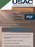 Bacterias Con Caracteristicas Atipicas