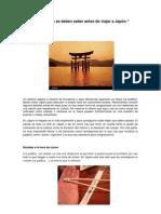 Costumbres de Japón