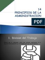 Principios de La Adnministracion