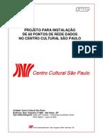 Documentação Centro Cultural