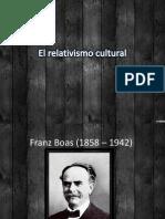 El Relativismo Cultural