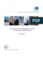 OECD Report on PEs 2010