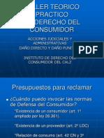 Taller de Derecho Del Consumidor Lz 28.4.11