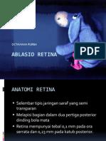 Ablasio Retina