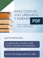 7 Infeccion de Vias Urinarias y Embarazo