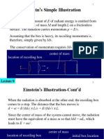 PHYS 342 - Lecture 9 Notes - F12