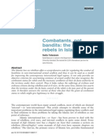The Status of Rebels in Islamic Law