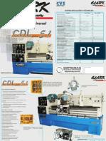 Catalogo Torno Cdl-51