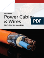 Power Cables and Wires Technical Manual 2010 Edition
