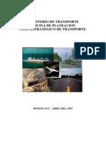 Planeacion Estrategica Transporte 2002