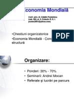 Economia Mondiala - Introducere, Concept