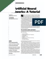 04 Artificial Neural Network a Tutorial