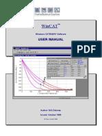 WinCat Manual