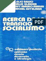 [1974] Ruy Mauro Marini y otros