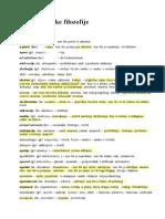 Rečnik Antičke Filozofije Srednja Skola