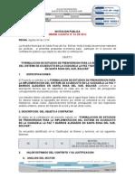 2 - Invitacion Publica - Formulacion Estudios Implementacion Acueducto Ciudadela La Paz