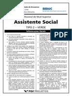 Nivel Superior Completo Assistente Social Tipo02