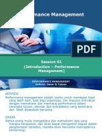 performance managemene