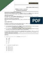 Álgebra de Polinomios