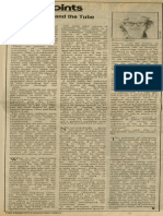 Social Control and the Tube | Vanguard Press | Feb. 13, 1979