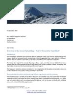 Minimum Wage Policy - Impact Assessment