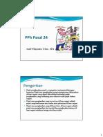 PPh Pasal 24-Eprints