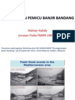 Iklim dan Flash flood