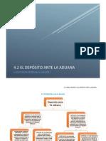 4.2 El Depósito ante la Aduana.docx