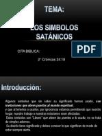 Simbolos Satanicos presentación