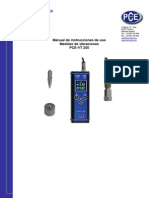 Manual Pce Vt 250