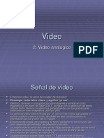 2. Video Analogico