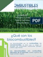 Biocombustibles 4.0