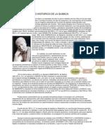 El Desarrollo Historico de La Quimica