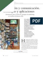Art_Proceso de Comunicación y Promoción