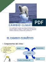 Cambio Climático Expo