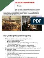 the french revolution and napoleon bonaparte